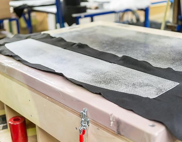 Prototypenherstellung, Pressen