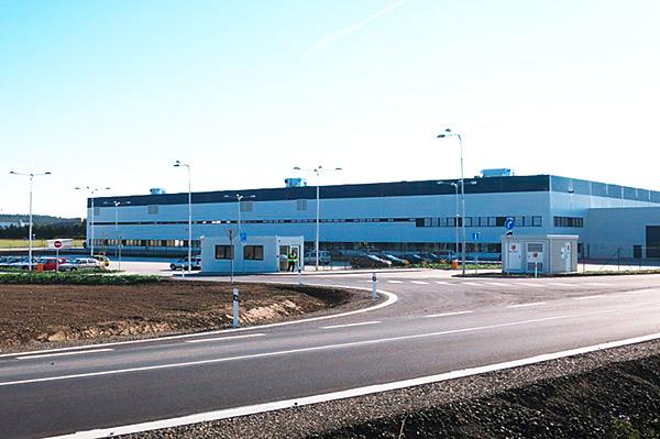 Standort Ostrov II
